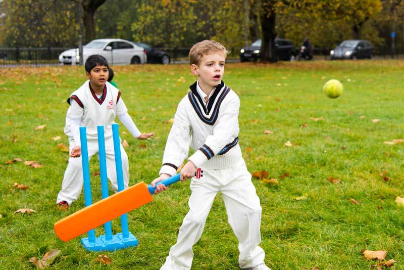 Cricket coaching across South West London